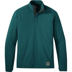 Trail Mix Snap Pullover - Mens