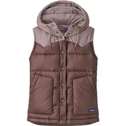 Bivy Hooded Vest - Womens