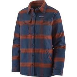 Insulated Fjord Flannel Jacket - Womens