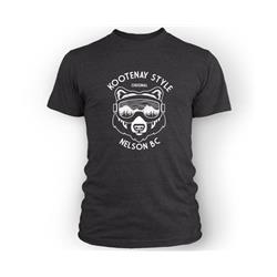 Bear Goggles Tee - Mens