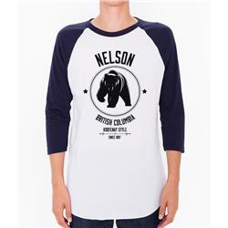 Grizzly Raglan Tee - Mens