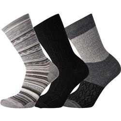 Trio 3 Socks - Womens