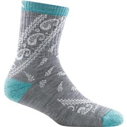 Janis Micro Crew Midweight Cushion Socks - Womens