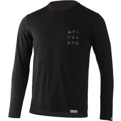 30 Year 100% Merino Wool LS T-Shirt - Mens